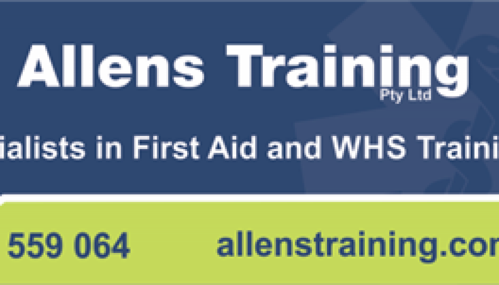 Allens Training Logo